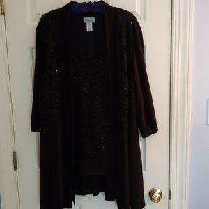 Catherine's Jacket & Tank w/ sequins